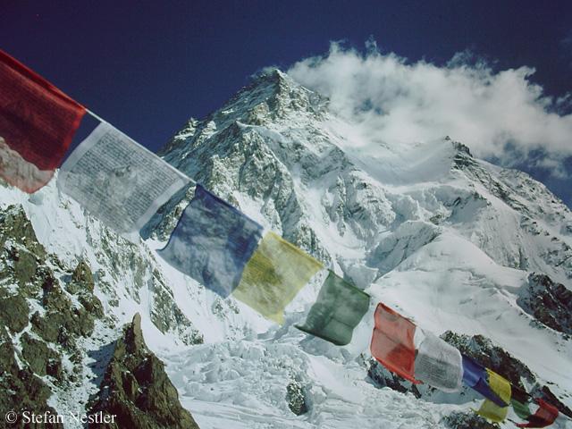 К2 (K2 / Chogori, 8611м). Фото Stefan Nestler