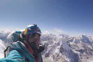 Давид Лама: подробности исторического первого восхождения на непальскую вершину Лунаг Ри (Lunag Ri)