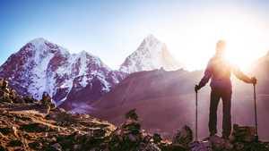 Восхождение на вершину Тубкаль - высшую точку Атласских гор.