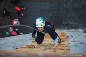 Украинские ледолазы откроют сезон в Харькове