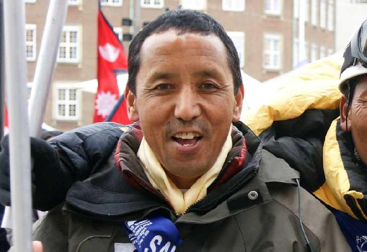 Апа Шерпа (Apa Sherpa). Фото Mogens Engelund