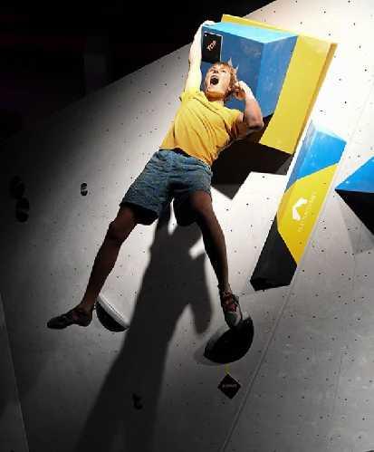 Александр Мегос (Alexander Megos, Германия) - победитель La Sportiva Legends Only 2018