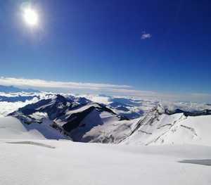 Ушба – мечта и жизнь альпиниста: Ледник Лайла.