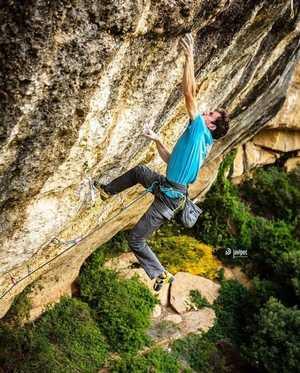 Стефано Гизольфи становится четвёртым скалолазом в мире, который прошел сложность 9b+, повторив маршрут