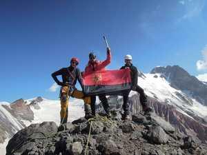 Пик Героев Небесной Сотни может появиться на Кавказе