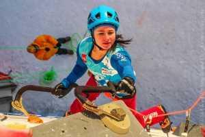 Чемпионат Мира по ледолазанию в Москве откроет международный сезон 2019 года