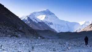 Китай закрывает доступ к Эвересту с территории монастыря Ронгбук