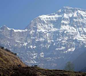 Нехожеными тропами Непала