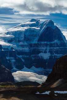 Северная стена Норт Твин: одна из самых тяжёлых задач в альпинизме