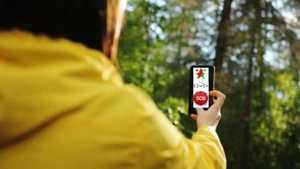 На Львовщине представили приложение, которое поможет спасти человека в чрезвычайной ситуации