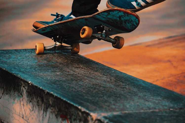 Скейтбординг. Фото Shawn Henry