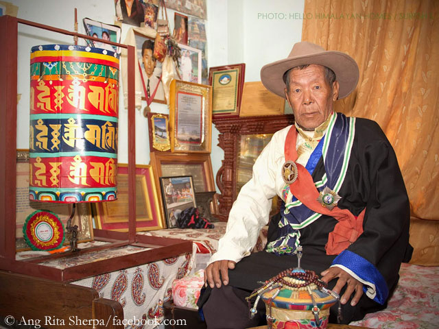 Анг Рита Шерпа (Ang Rita Sherpa)