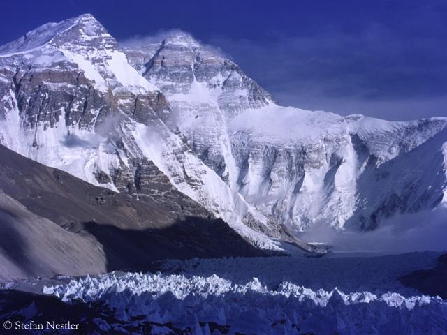 Северная сторона Эвереста. Фото Shtefan Nestler