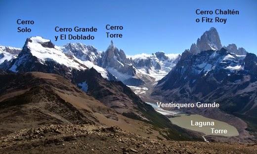 Серро-Соло (Cerro Solo) высотой  2121 метров. Фото Rob Hurvitz