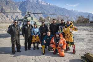 Американский альпийский клуб награждает Дениса Урубко и польских альпинистов за спасательные работы на Нангапарбат