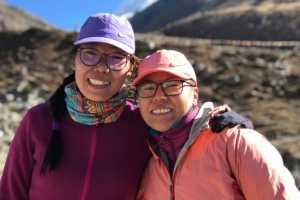 Вдовы погибших шерп-альпинистов поднимутся на вершину Эвереста чтобы завершить незаконченное восхождение своих мужей