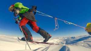 Американец Колин О'Брейди стал первым в мире человеком, который совершил автономное одиночное пересечение Антарктиды