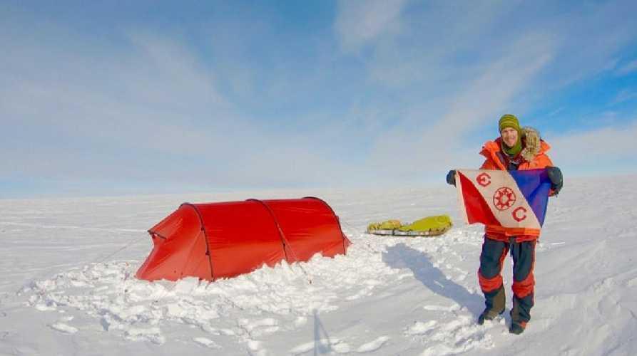 Американский альпинист и исследователь Колин О
