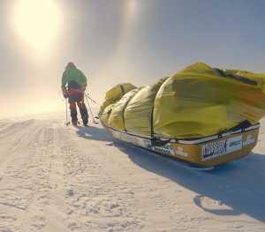 Можно ли говорить о полностью автономном переходе через Южный Полюс в контексте рекорда Колина О'Брейди?