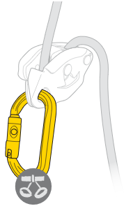 Am'D BALL-LOCK. Фото petzl . ru