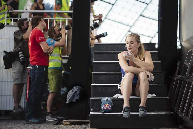 Шона Кокси (Shauna Coxsey). Фото Red Bull Content Pool