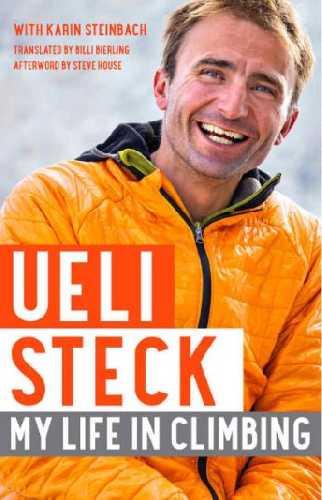 My Life in Climbing, Ueli Steck