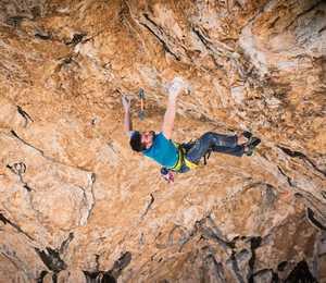 Джерней Крудер открывает самый сложный скальный маршрут в Хорватии: