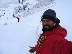 Нангапарбат зимой: команда Даниэля Нарди установила второй высотный лагерь