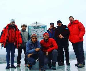 К2. Международная зимняя экспедиция: команда добралась до Скарду