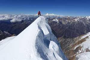 Американские альпинисты открывают в Непале новую вершину: Шарфу II (Sharphu II) высотой 6328 метров)