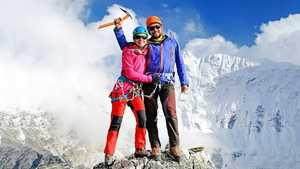 Восхождение украинских альпинистов на Айленд-Пик в Непале