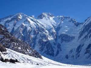 Нангапарбат зимой: попытка подняться к третьему высотному лагерю