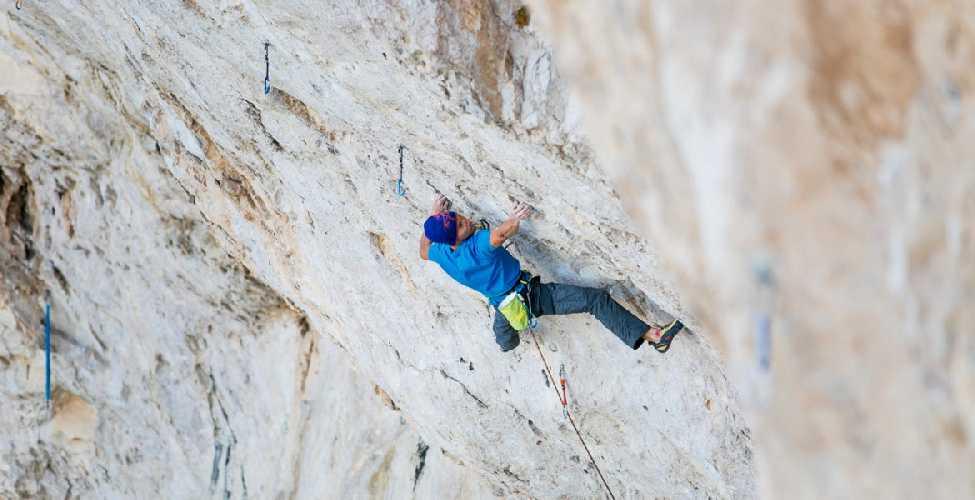 Джонатан Сигрист (Jonathan Siegrist). Фото fanatic-climbing . com