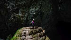 Изучая самую большую пещеру в мире