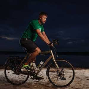 На украинского велотуриста, совершающего путешествие от Мексики до Бразилии, в городе Панама совершено разбойное нападение