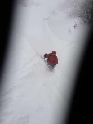 О пятидневных поисково-спасательных работах в Карпатах по спасению Игоря Грищенко