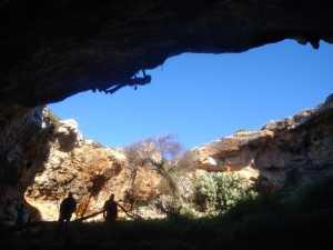 Мальта - остров потолочного скалолазания