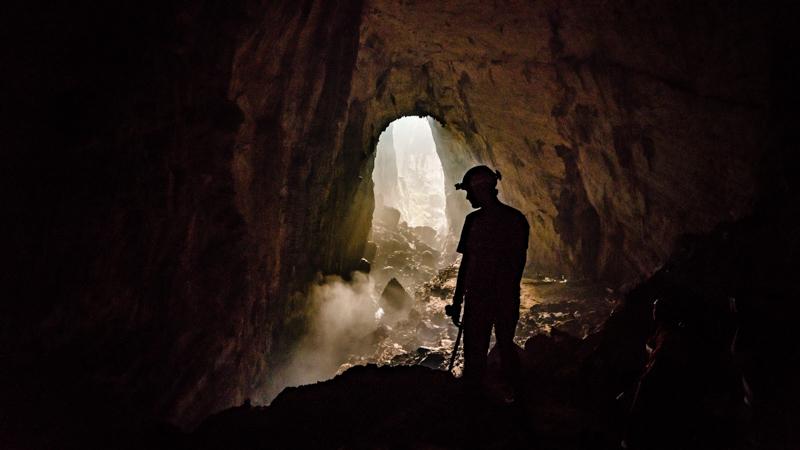 пещера Hang Son Doong. Фото Nicole Chan