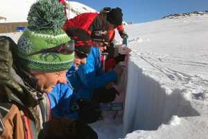 Насколько велика лавинная опасность в горах Швейцарии?