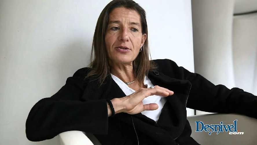 Марианн Шапюиза (Marianne Chapuisat). Фото Desnivel