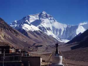 Китай планирует ограничить количество альпинистов на Эвересте: не более чем 300 человек за сезон