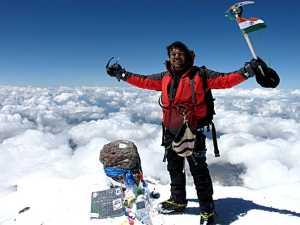 Индиец Сатиаруп Сидханта установил сразу два мировых достижения в альпинизме