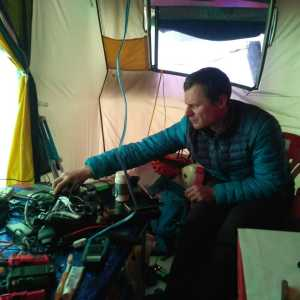 Международная зимняя экспедиция на К2: выход на маршрут переносится на завтра