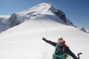 Альпинизм - один из самых опасных и романтичных видов спорта
