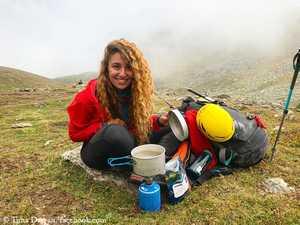 Тима Дерьян: Эверест для сильной арабской женщины