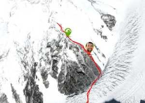 Зимняя экспедиция на К2 Алекса Тикона: Вальдемар Ковалевски травмирован камнепадом у первого высотного лагеря