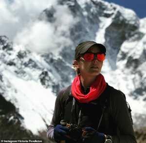 Двукратная олимпийская чемпионка Виктория Пендлтон призналась о суицидальных мыслях после не восхождения на Эверест