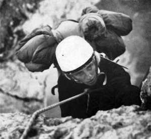 Дейзи Воог — первая женщина прошедшая Северную стену Эйгера