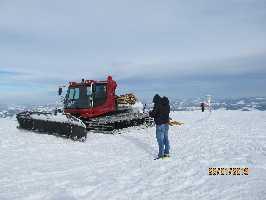 информационные указатели для туристов и лыжников на горе Гемба (Боржавский хребет) в Карпатах. Фото Василий Гутиряк