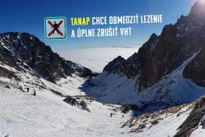 В Словацких Татрах планируют существенно ограничить деятельность альпинистов и туристов